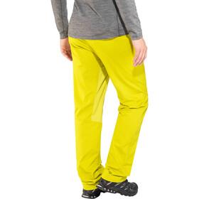 Mammut Massone Pantalones Hombre, citron